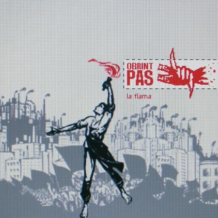 OBRINT PAS - La Flama (2004) CD