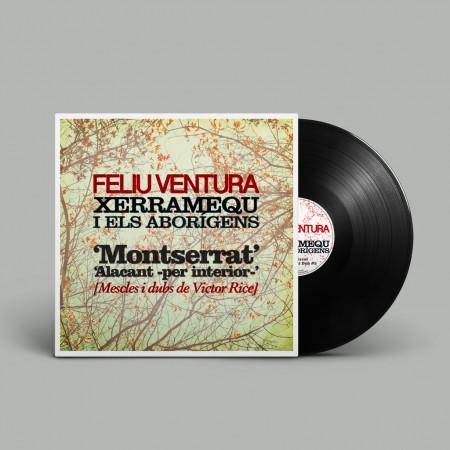 """Feliu Ventura amb Xerramequ i Els Aborígens i Victor Rice (2017) VINIL 10"""""""