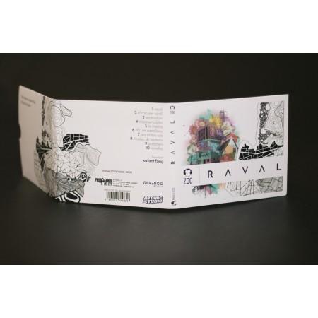 ZOO - Raval (2017) CD