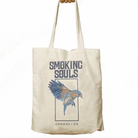 """Bossa cotó SMOKING SOULS """"Ocell"""""""