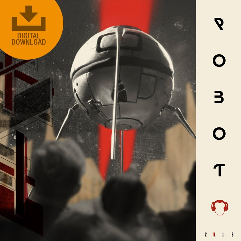 ZOO - Robot (2018) SINGLE DIGITAL