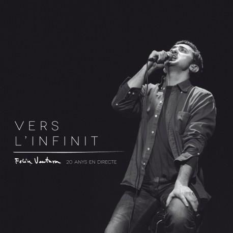 "FELIU VENTURA - Vers l'Infinit (2013) VINIL 12"""