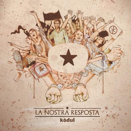 KÒDUL - La nostra resposta (2013) CD