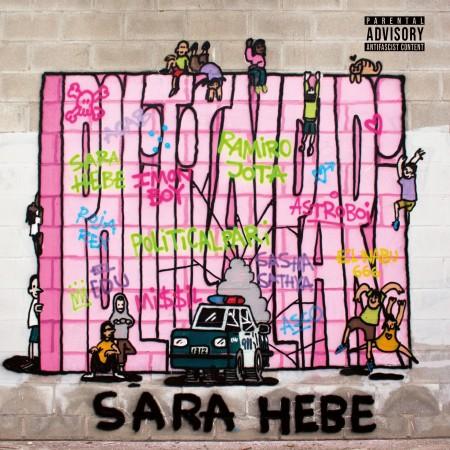 SARA HEBE - Politicalpari (2019) CD Digipack