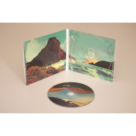 VALIRA - Ecos de Aventura (2019) CD DIGIPACK