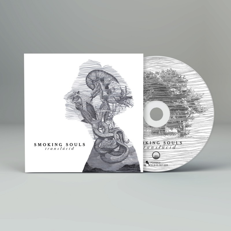 SMOKING SOULS - Translúcid (2019) CD DIGIPACK