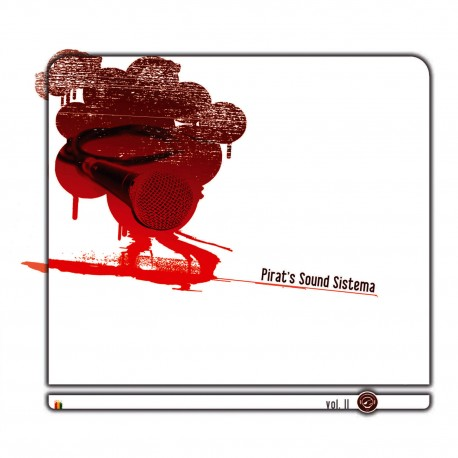 PIRAT'S SOUND SISTEMA - Vol. II (2007) CD DIGIPACK