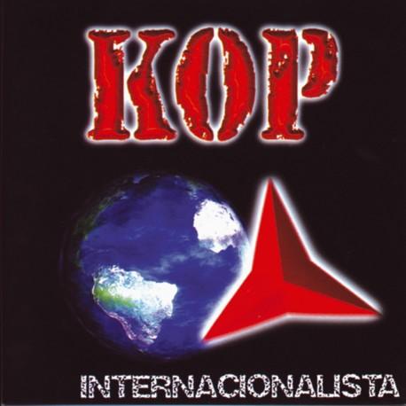 KOP - Internacionalista(1998) CD