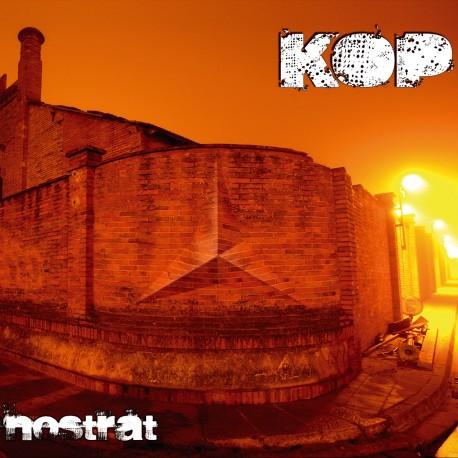 KOP - Nostrat (2007) CD DIGIPACK