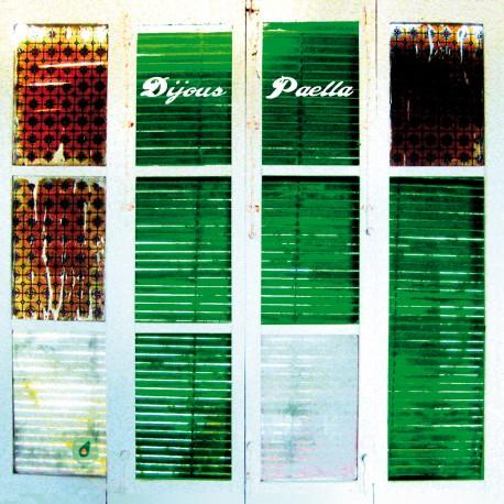DIJOUS PAELLA - Vol. 2 (2009) CD DIGIPACK