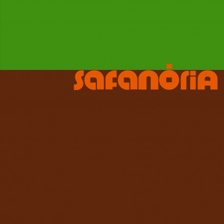"SAFANÒRIA (2009) VINIL 12"""