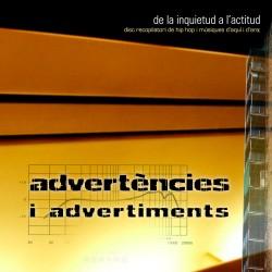 ADVERTÈNCIES I ADVERTIMENTS - Diversos autors (2001) CD
