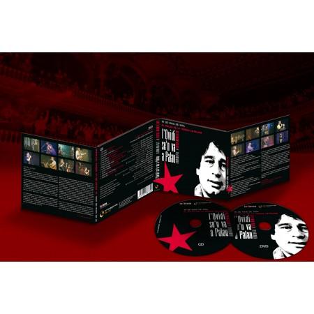 L'OVIDI SE'N VA A PALAU (2006) CD+DVD directe