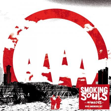 SMOKING SOULS - Nòmades (2015) CD